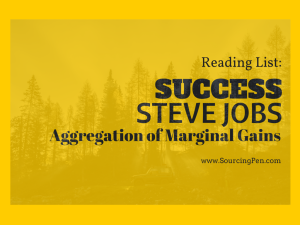 Reading List: On Success, Launching Like Steve Jobs, and the Aggregation of Marginal Gains